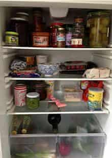 Felicity Cloake's fridge