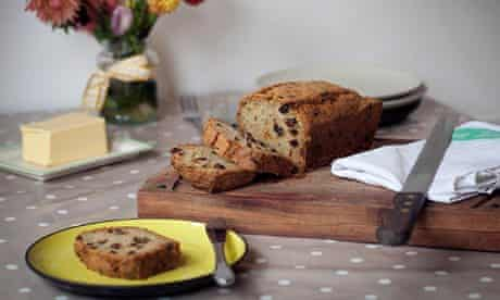 Claire Thomson's courgette loaf