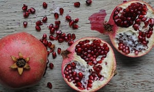 Good for you: a pomegranate