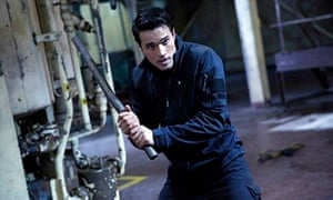 Agent Ward in Agents of SHIELD