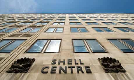 The Shell Centre in London.