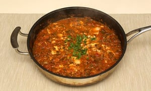 Jack monroe 39 s fish tagine recipe life and style the for Jack fish recipe