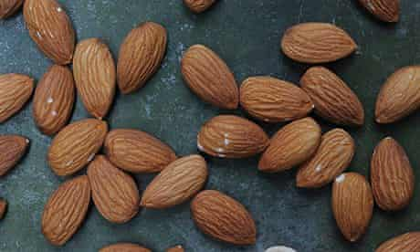 Good for you: almonds
