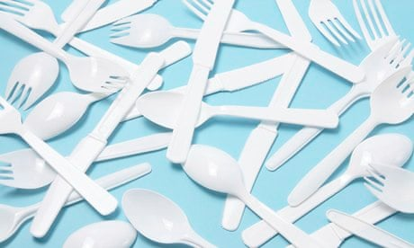 We're Saved! France bans plastic forks and spoons to fight climate change!