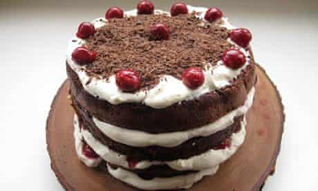 Felicity Cloake's perfect black forest gateau