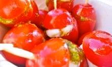 Recipe swap: witness pic; cherry tomatoes