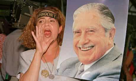 A General Pinochet supporter