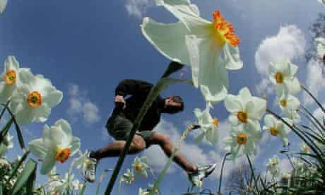 Running through to spring
