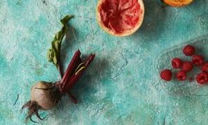 ten best beetroot recipes overhead shot