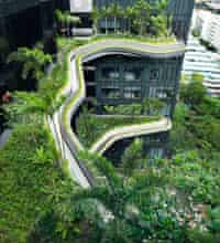 The Park Royal on Pickering hotel in Singapore