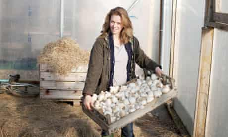 Natasha Edwards Garlic Farms