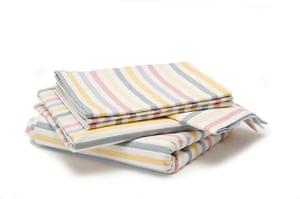 Simple things gallery: Candy stripe bedlinen