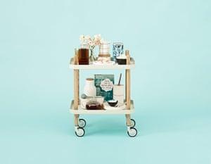 Simple things gallery: Normann Copenhagen block rolling table
