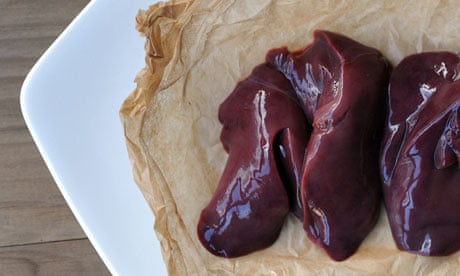 Why Chicken Livers Are Good For You Life And Style The Guardian