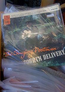 The Singing Policeman album