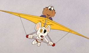 Danger Mouse and Penfold