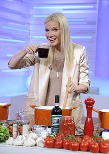 Gwyneth Paltrow on Good Morning America
