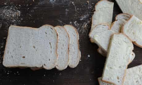 bread in overproof bowl