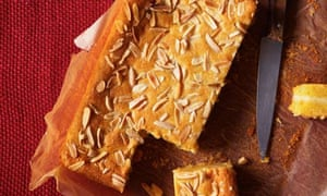Absolutely almond cake