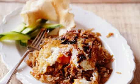 Javanese nasi goreng