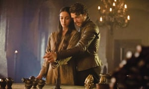 Robb and Talisa Stark, Game of Thrones season three, episode five