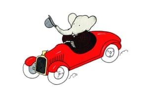 Babar the Elephant: Babar goes driving