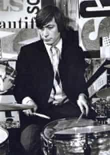 Charlie Watts in 1965