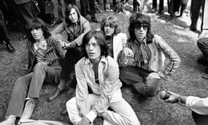 Rolling Stones in 1969