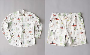 Babar the Elephant: Shirt and shorts from Soulland's Babar collection