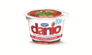 Danio yoghurt