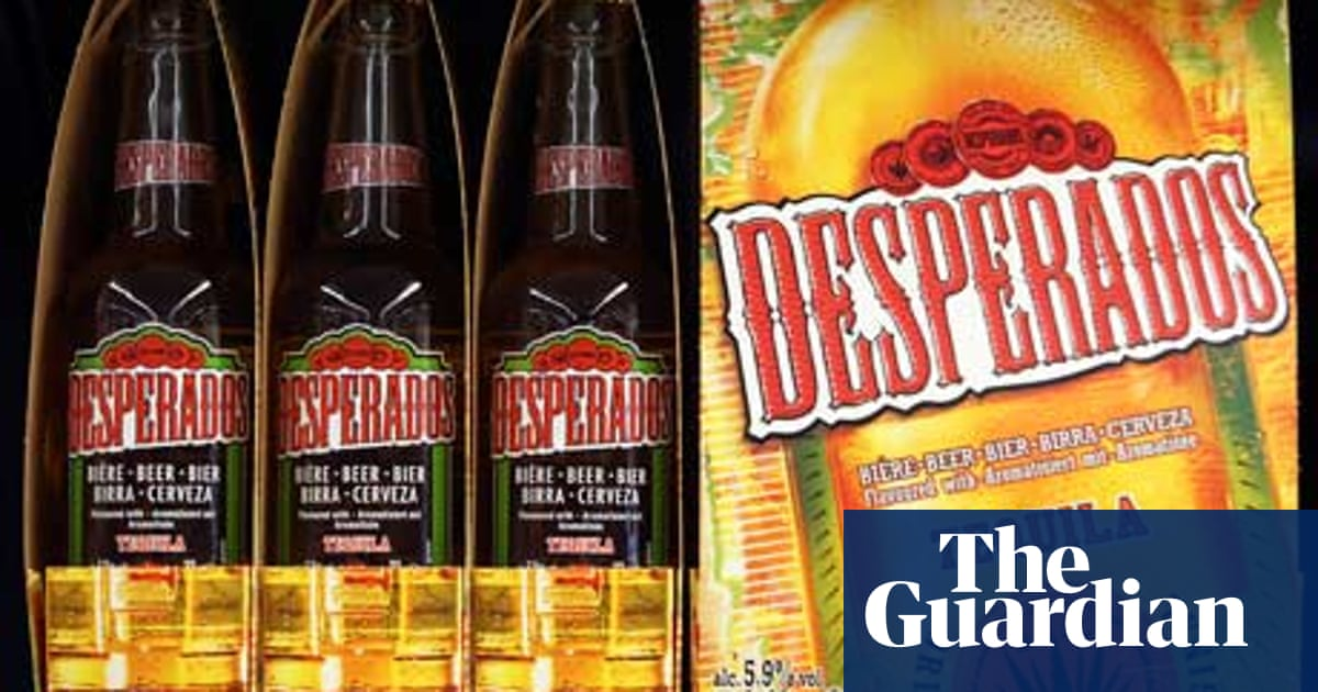 Shot In The Dark The Spirit Beer Mash Up Beer The Guardian