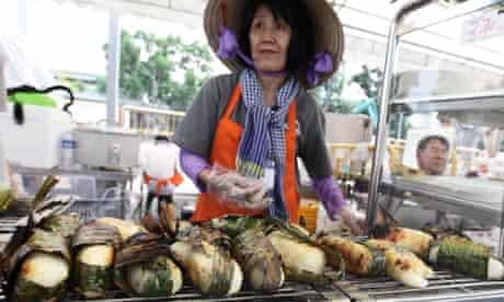 The World Street Food Congress in Singapore