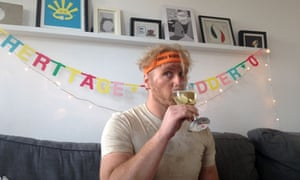 How to celebrate the completion of a Tough Mudder