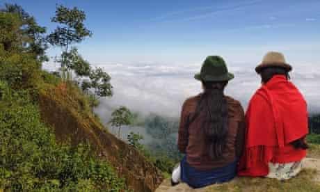 Ecuador: a scenic view