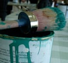 A paint can