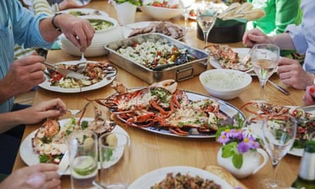 Get togethers: what a feast!