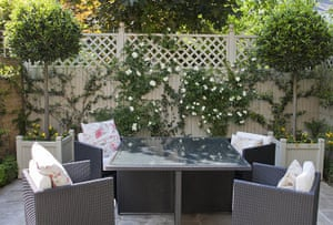 Tiny Courtyard Garden In Chiswick In Pictures Life And Style