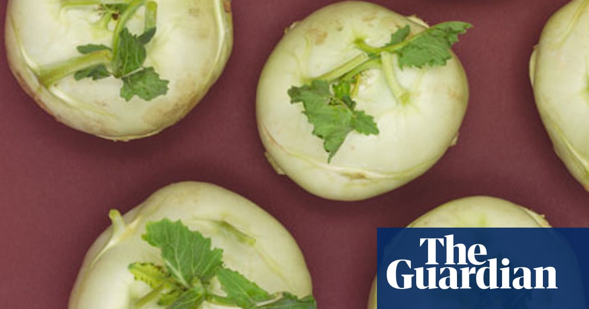 Why Kohlrabi Is Good For You Food The Guardian