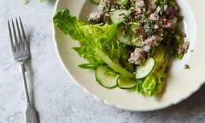 10 best salad drawer recipes: pork larp