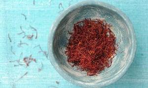 Good for you: saffron