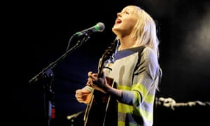 Laura Marling features with the one-minute wonder Crawled Out of the Sea. Could it be about Channel