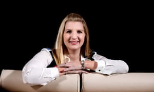 Rebecca Adlington has a few tricks up her sleeve to stave off boredom on those long training swims.
