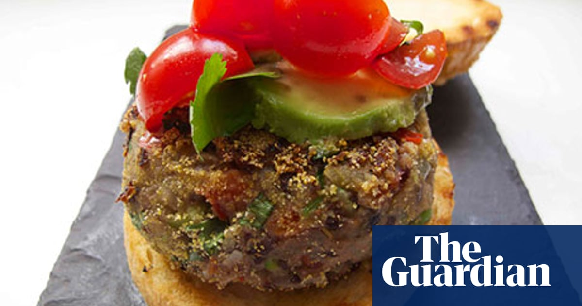 How To Make The Perfect Bean Burgers Vegetarian Food And Drink The Guardian