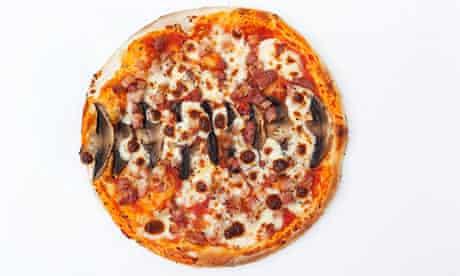 Croma's Cotto pizza