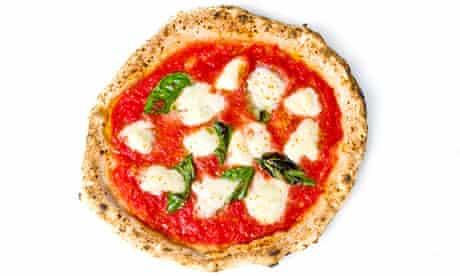 Pizza Pilgrims's buffula pizza