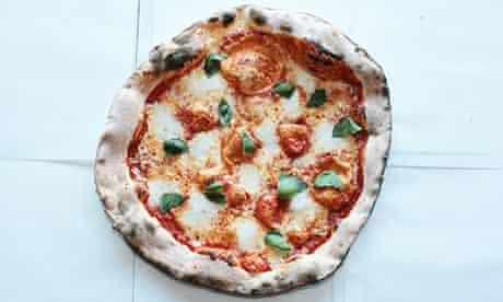 Great British Pizza Company pizza