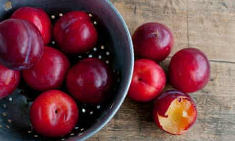 Good for you: plums