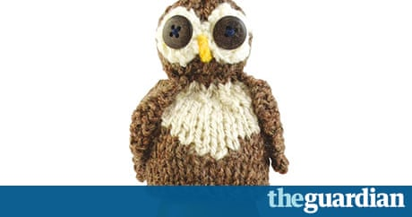 The Innocent Big Knit   owl hat knitting pattern Life and style The Guardian