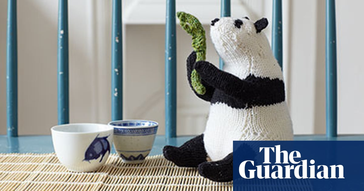 f69310e769e Knit your own panda – pattern | Life and style | The Guardian
