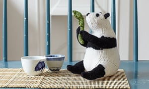 Knit your own panda